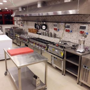 Endüstriyel Mutfak Ekipmanlari